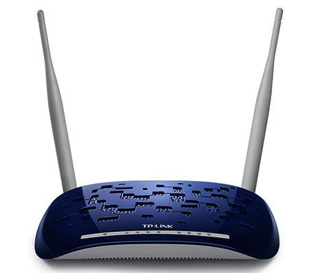 router wifi tplink td w8960n