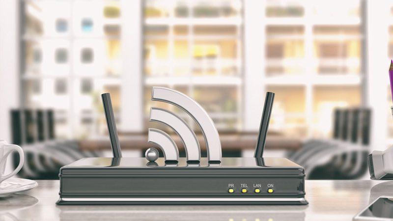 router wifi guida