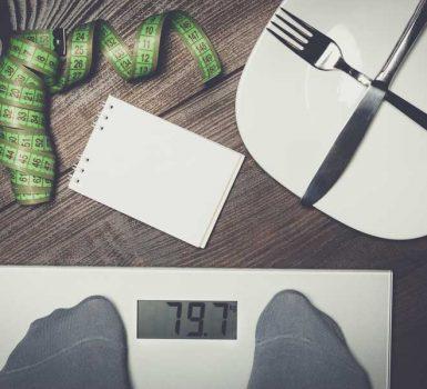 bilancia per la dieta