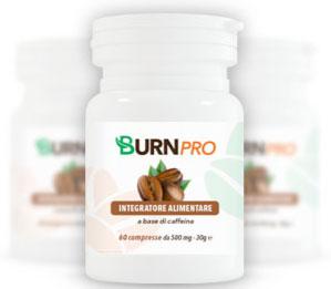 burn pro integratore brucia grassi