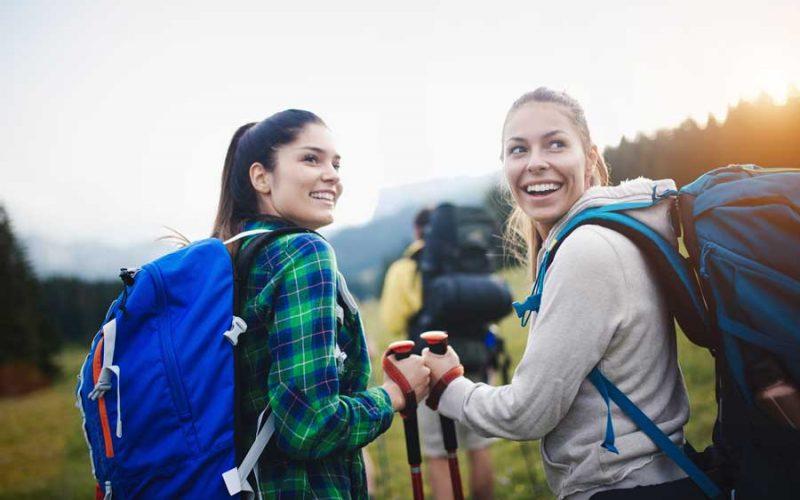 zaini da trekking moderni