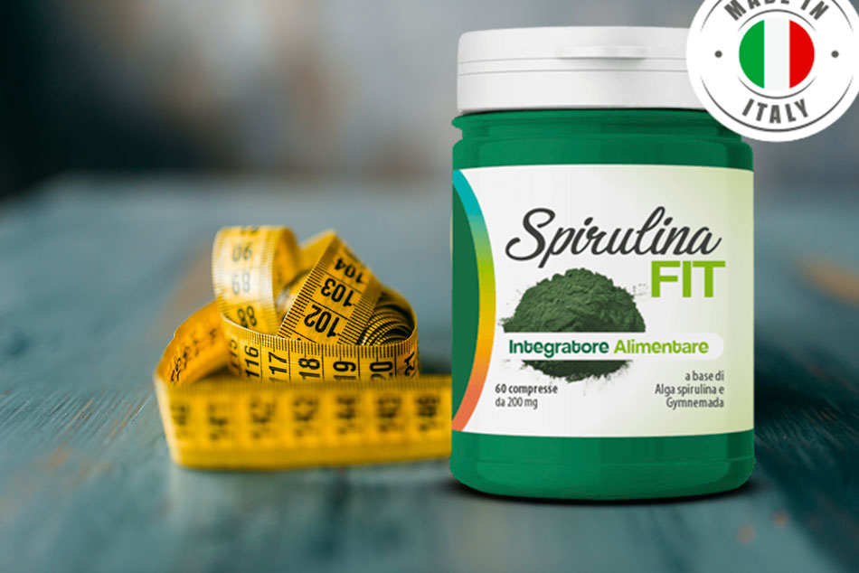 spirulina fit integratore naturale