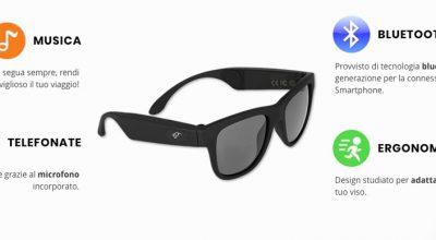 occhiali smartglasses